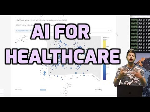 AI in Medicine | Drug Discovery with GANs (TensorFlow Tutorial) Mp3