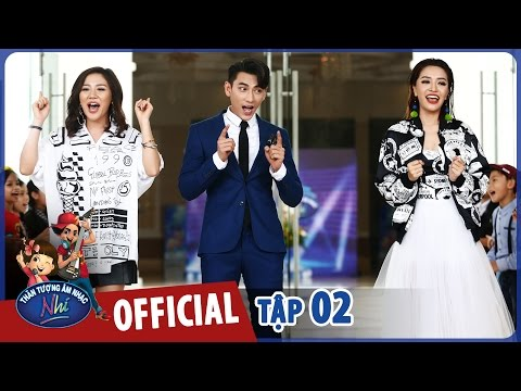 VIETNAM IDOL KIDS 2017 - TẬP 2 - FULL HD