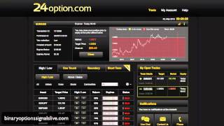 Binary Options Trading - Live Professional Signal Service and 24 Option Best Binary Options Broker