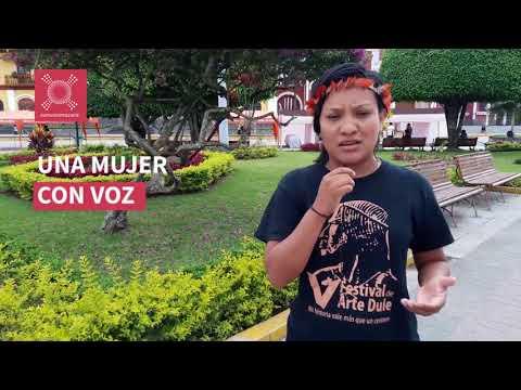 MUJER KUNA | SALUDO MUJERES COMUNICAMAZONICA