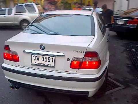 ฝาหน้า BMW E46 ปี 02คาร์บอน ทรงวอสไตเนอร์