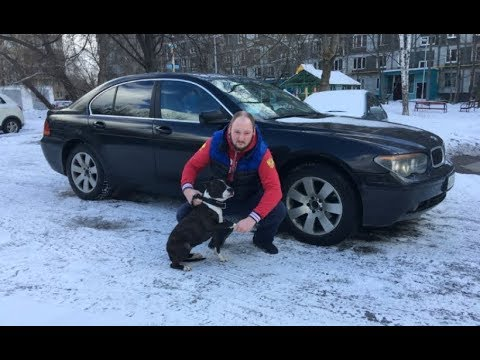 #25 BMW 735 или ЛАКШЕРИ ДРОЧЕПОТИНА