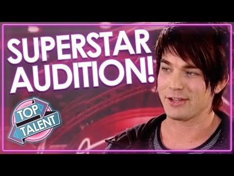 Superstar ADAM LAMBERT Sings Bohemian Rhapsody On American Idol! | Top Talent