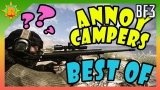 ☼ Battlefield 3 - Annoy Campers (the Best Of) 400 Video Special Episode