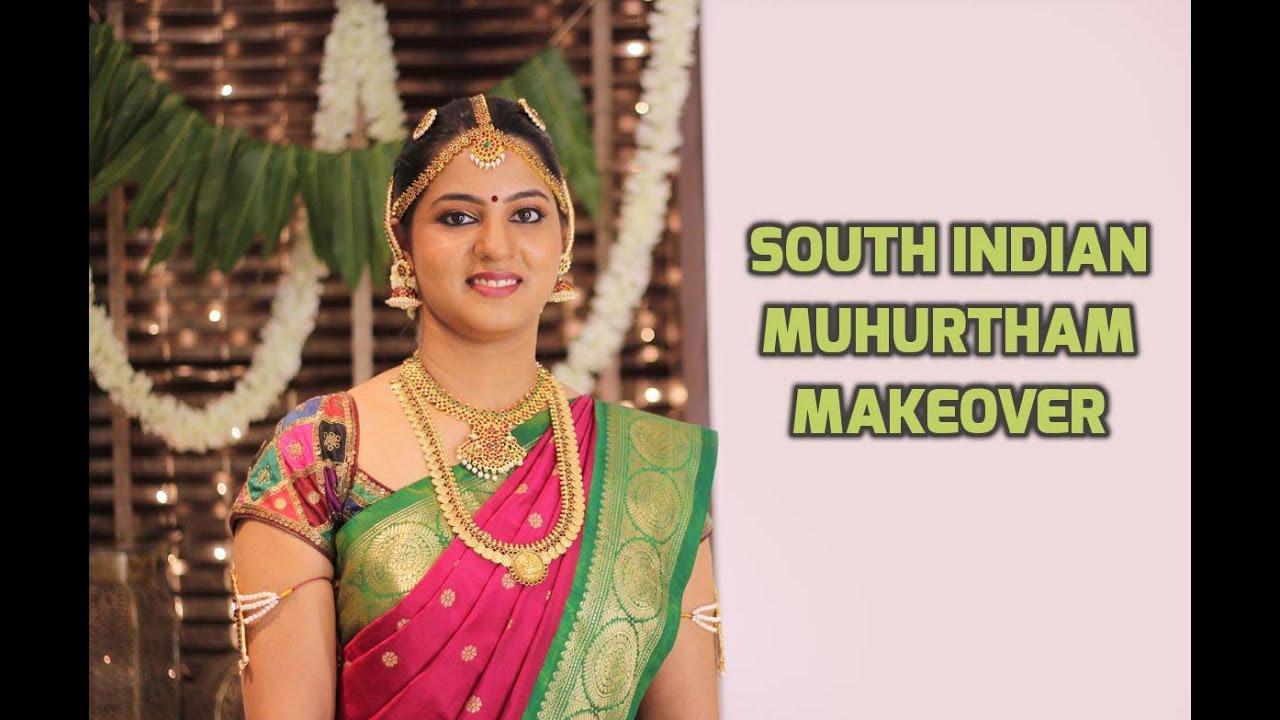 south indian bridal makeup videos - mugeek vidalondon