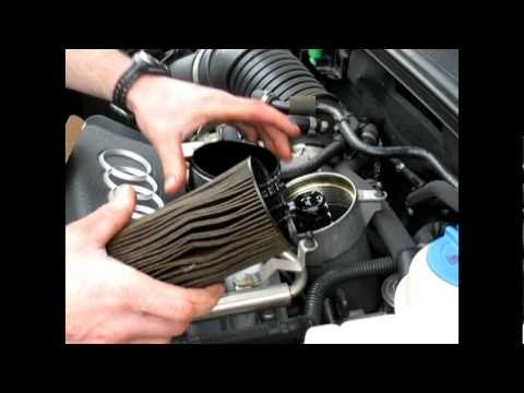 Audi S4 V8 B6 Oil Change Youtube