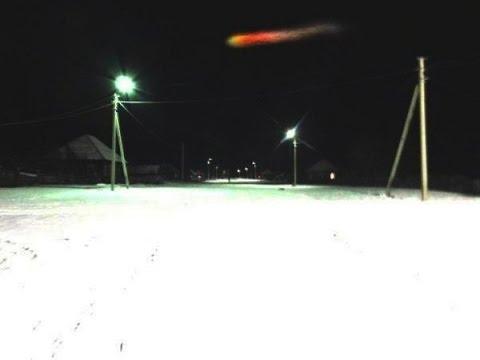 Над югом Красноярского края сгорел метеорит (По телефону 21:00)