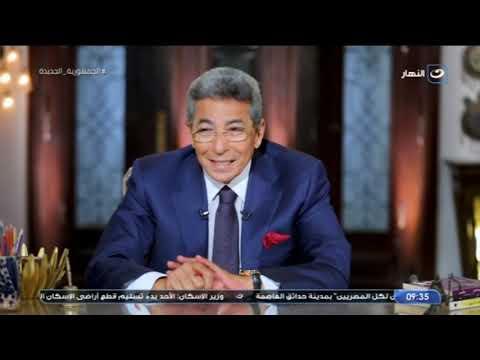 """محمود سعد: إرتباك في أوروبا بسبب """"كورونا"""".. ويكشف مرض الفنانة ليلى طاهر"""