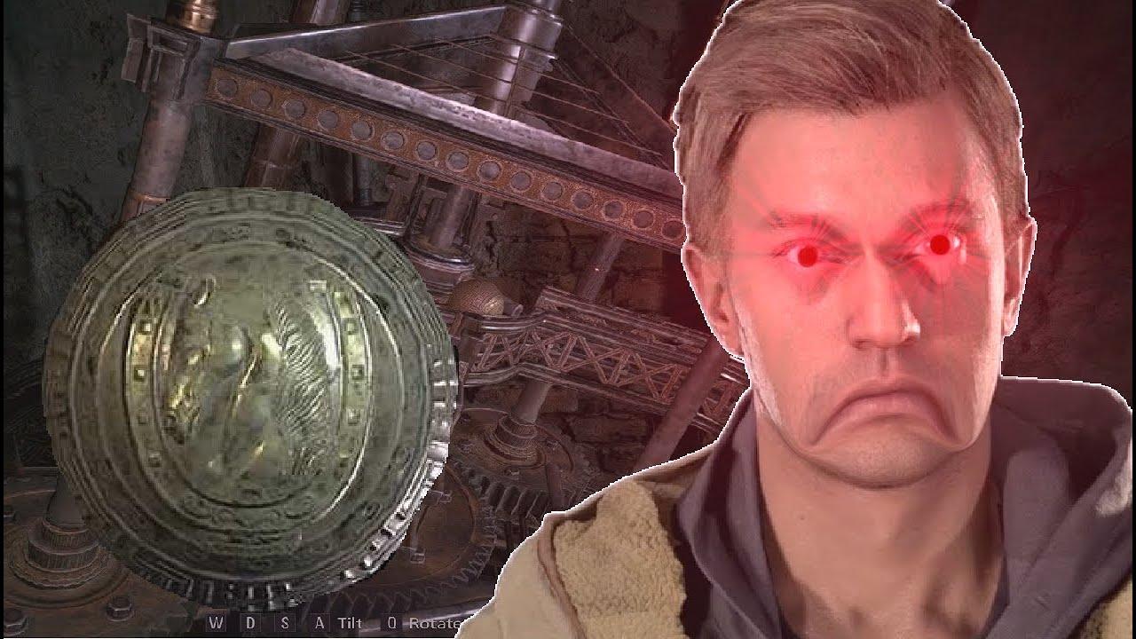 Resident Evil Village RE8 pt 23: Heisenberg's Factory Labyrinth Ball puzzle so Frustrating