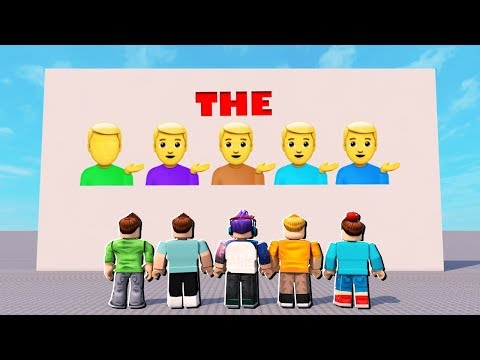 Roblox Adventures - CAN YOU GUESS WHAT THIS MEANS!? (Guess the Emoji)