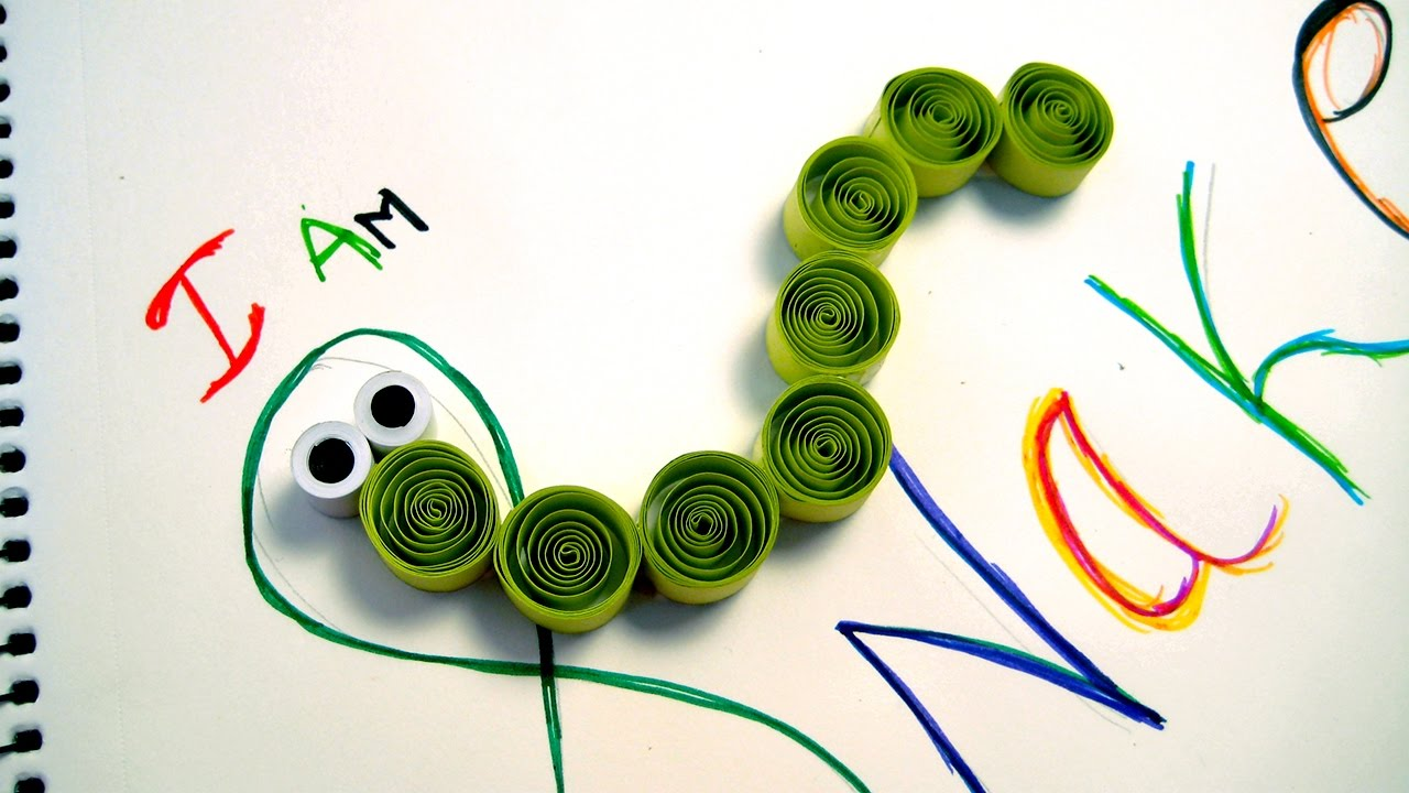 Scrapbook Ideas With Paper Quilling Craft 11 Children Day