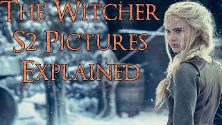 The Witcher S2 ၏တရားဝင်ရုပ်ပုံများကိုရှင်းပြသည် (The Witcher Netflix Series, The Witcher Season 2)