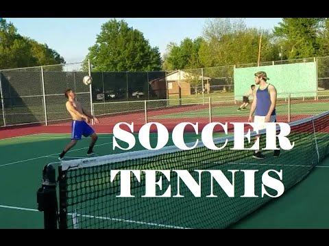 Soccer + Tennis = AMAZING?! plus ear piercing!