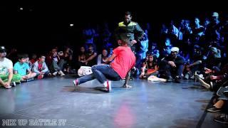 Mix up battle 2011 Break Dance Yaman/Chakal vs Hocine/Nabil
