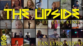 The Upside Ft. Elle King - Lindsey Stirling - Fan Lyric Video