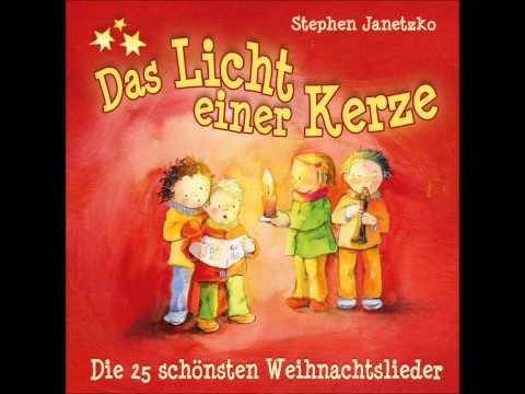Stephen Janetzko und Kinderchor Canzonetta Berlin - Das kleine Mädchen mit den Schwefelhölzern