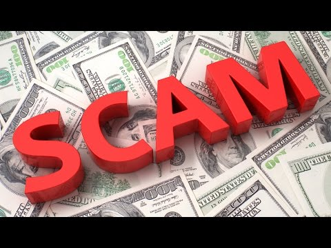 Watch out for this stock market scam! // Options scams Forex scams Binary options scams Investing