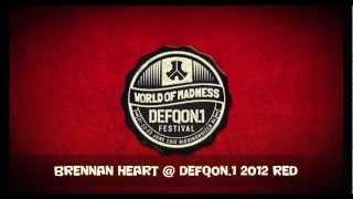 Brennan Heart @ Defqon.1 2012