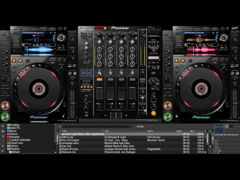 VirtualDJ South African house lesson 2016 - Dj Kotzo