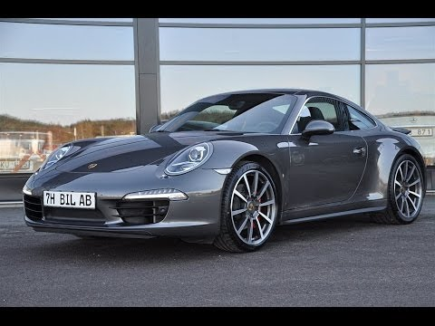porsche 991 carrera 4s pdk youtube. Black Bedroom Furniture Sets. Home Design Ideas