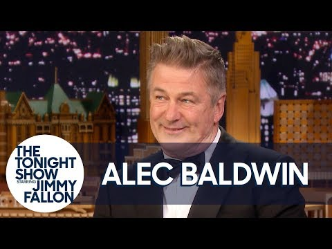 "Alec Baldwin on the Future of His SNL Trump Impression: ""I Just Don't Know"""