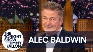 Alec Baldwin on the Future of His SNL Trump Impression: