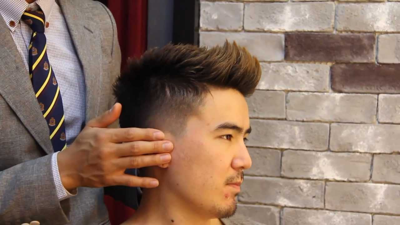 korean  hair men s haircut  tutorial men s classy