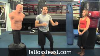 Extreme MMA Core Training Circuit