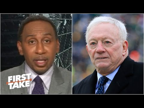 Stephen A. reacts to the Dallas Cowboys observing Juneteenth | First Take