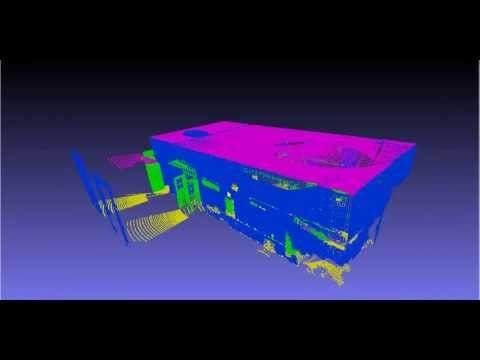 [BMVC 2010] 3D semantic model of indoor environments