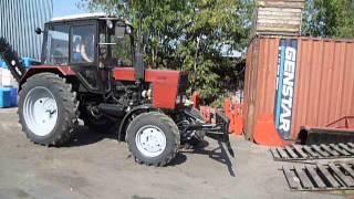Екскаватор ланцюговий ЕЦ-567 на базі трактора МТЗ-82.1