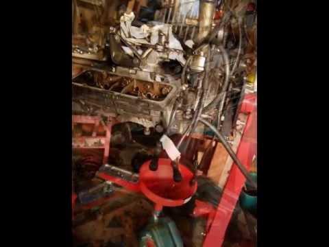 alfa 33 valves removed