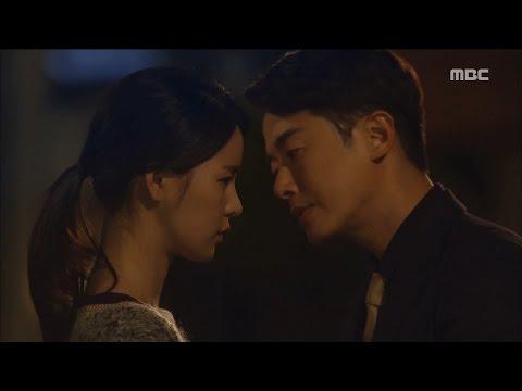 Windy Mipoong 불어라 미풍아 20회  Jiyeon&Pillip kiss 20161030