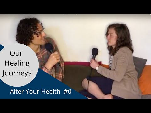 Alter Your Health #0 | Susanna Alter:  Our Healing Journeys