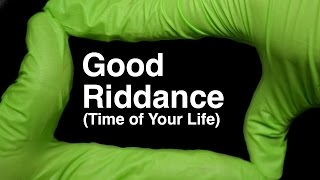 Green Day - Good Riddance (Time Of Your Life) - karaoke