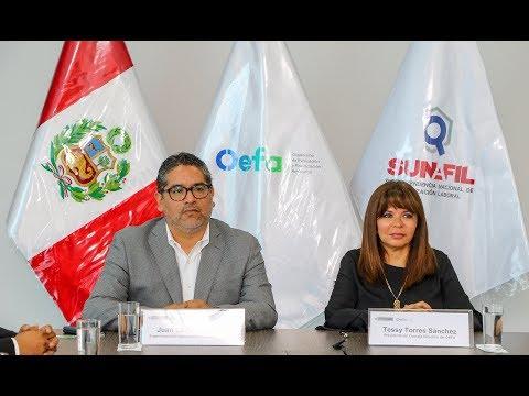 OEFA y SUNAFIL suscriben Convenio de Cooperación