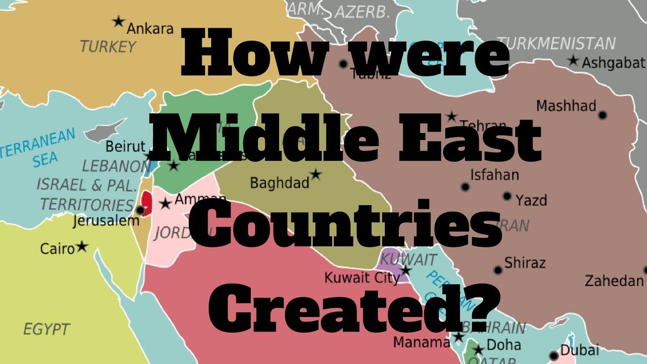 The Sykes Picot Agreement And Lawrence Of Arabia Middle East