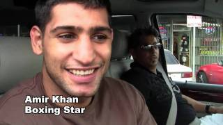 Amir Khan on Training For Maidana