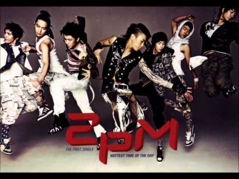 2PM - Only You (Instr.)