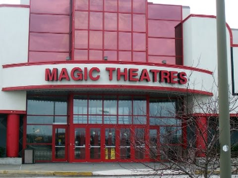 Randall Park Mall- Magic Johnson Movie Theater 1999 Grand Opening