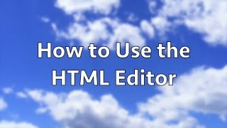 How to Use the HTML Editor in WordPress