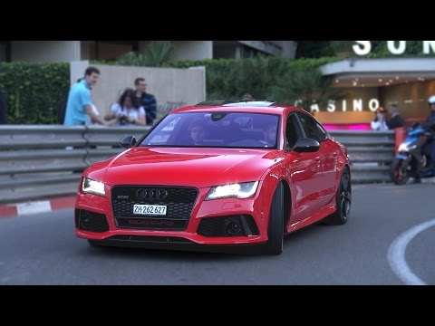 BEST OF AUDI SOUNDS - R8, RS3, RS5, RS6, RS7 Sportback!