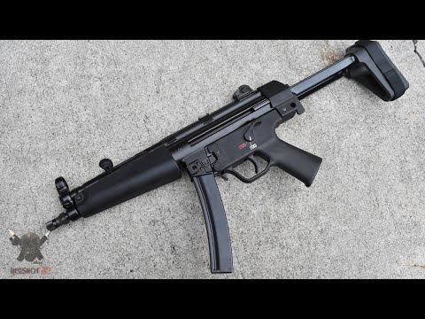 HK SP5...The Real MP5 Has Arrived!