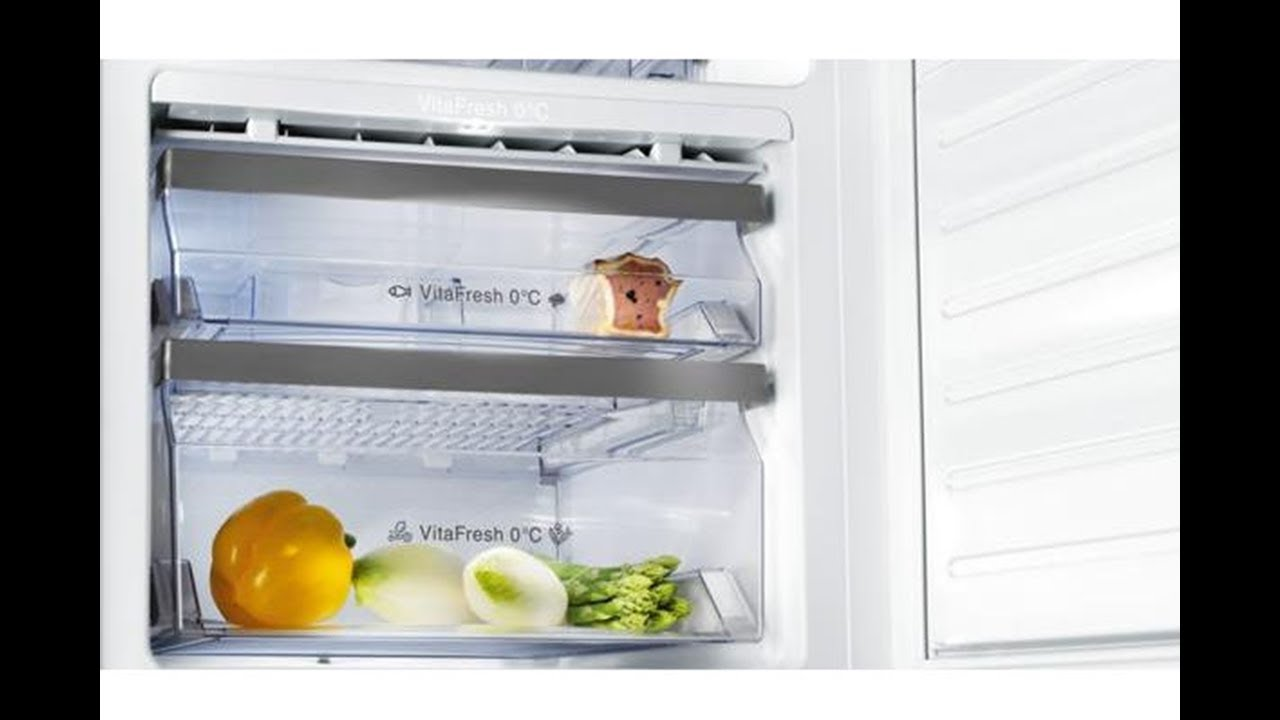 Холодильник Samsung Smart Family Hub Fridge - YouTube