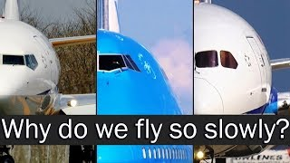 Why are the airplanes losing speed? thumbnail