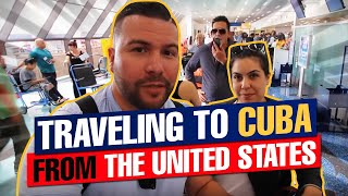 Traveling To Cuba From The United States