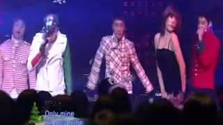 Big Bang - Number 1 (Live)