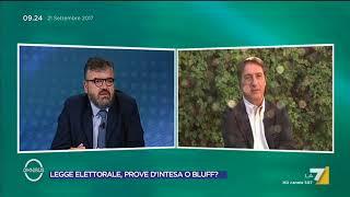 Regionali in Sicilia, Fava: 5Stelle non parlano più di mafia