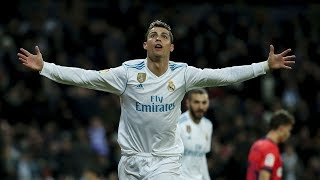 "30 Memorable Goals In La Liga Scored By Cristiano Ronaldo ""Super Football"""