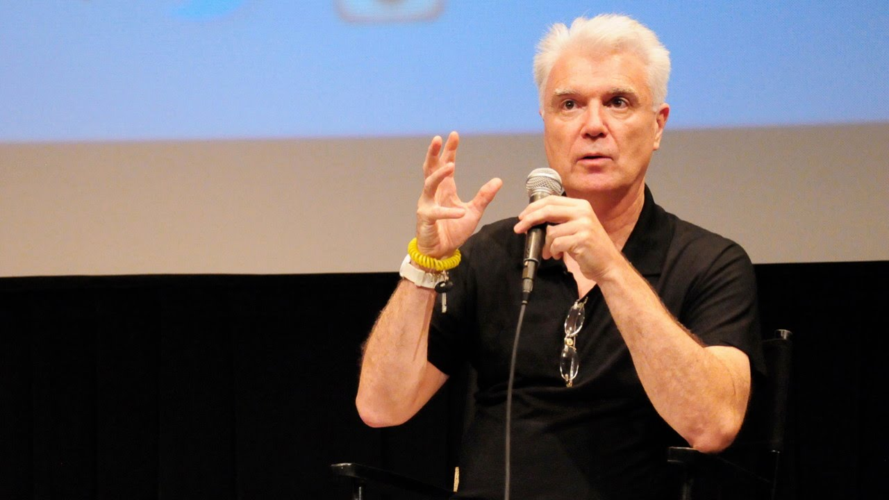 David Byrne Q&A | On Songwriting Process